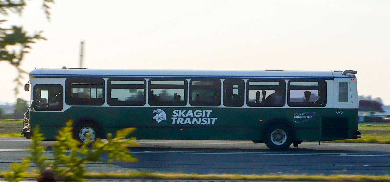 Public Transportation Skagit County, Bus Routes and